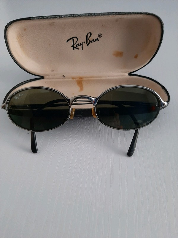 lunette ray ban ronde