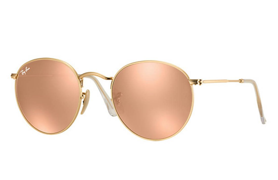 ray ban ronde femme